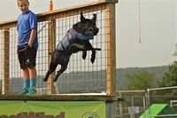 """SSD Harlem"" Having Some Fun at ""Westwind Kennels"" Dock Dogs 08.09.2014"