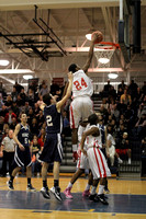 New Hope vs Muncy PIAA A State Basketball Playoffs 03.09.2012