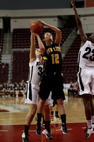 Red Lion vs Central Dauphin PIAA District III AAAA Girls Basketball Championship Game 03.02.2012