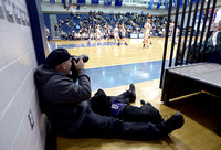 "SSD Harlem ""Working Hard at a Basketball Game"""
