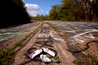 """Centralia, Pa."" (the town on top of a burning coal mine) ""The Road to No Where""!"