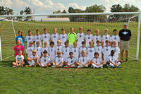 Dallastown Jr High Boys Soccer Team Photos 2011