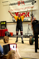 Day 2 Dead Lift Flight 1 11.18.2012 IPA National Championships