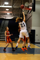 Dallastown vs Northeastern Girls Varsity Basketball 12.11.2012