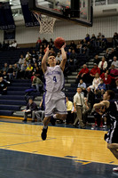 Dallastown vs Red Land Boys Varsity Basketball 12.16.2012