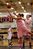 Dallastown vs Red Lion Girls Varsity Basketball Game 12.18.2012
