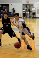 Dallastown vs Red Lion JV Boys Basketball Game 12.19.2012