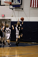 Dallastown Youth Basketball Halftime Game 12.21.2012