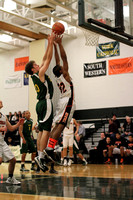 York Catholic vs York Suburban Varsity Basketball Game 12.27.2012