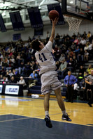Dallastown vs South Western Varsity Boys Basketball Game 01.11.13