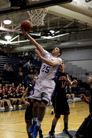 Dallastown vs Dover Boys Varsity Basketball Game  01.16.2013