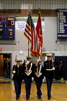 Dallastown Boys Basketball Sr Night 02.01.2013