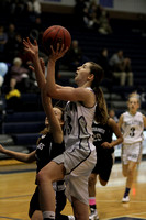 Dallastown vs South Western Girls JV Basketball Game 02.05.2013