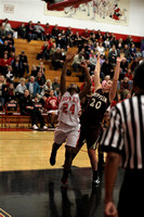 Dover vs Gov. Mifflin District III Girls Playoffs 02.19.2013