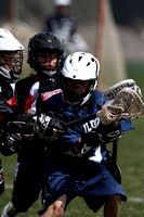Wildcats vs South Western U11 Youth Lacrosse Game 1 04.13.2013