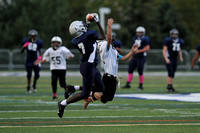 Dallastown vs South Western Jr High Football Game 2 10.14.2015