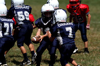 Rinks Varsity YT vs Dallastown Youth Football 08.25.2013