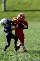 Rinks JV South York vs Dallastown Blue Youth Football 08.24.2013