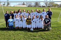 "Dallastown Girls Soccer Jv Team 2012 ""Spring"""