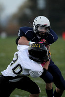 Dallastown vs Red Lion 9th Grade Football Game 10.30.2013