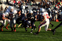 Dallastown vs New Oxford 9th Grade Football Game 09.25.2013