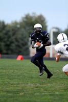 Dallastown vs West York JV Football Game 09.09.2013