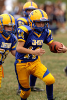 Varsity Pony Tritown vs Dallastown Youth Football Game 09.22.2013