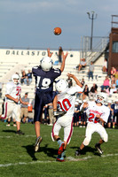 Dallastown vs New Oxford 7th & 8th Grade Football Game 1 09.26.2013