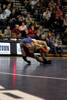 Dallastown vs Central York Varsity Wrestling 01.12.2012