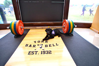 SSD Lovell and SSD Foxtrot IPA Powerlifting York Barbell