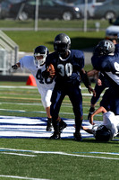 Dallastown vs West York 7th Grade Football Game 09.04.2014