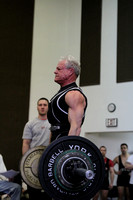 Dead Lift Flight 1 Pa Powerlifting Championships 03.01.2014