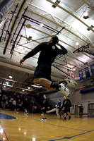 Dallastown vs Spring Grove Varsity Volleyball Game 03.29.2012