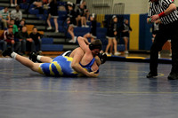 Dallastown vs Kennard-Dale Jr High Wrestling Match 12.12.2013