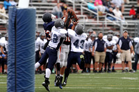 Dallastown vs York High 9th Grade Football Game 09.24.2014