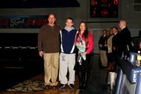 Dallastown Wrestling Sr Night 2014