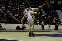 PIAA District III Wrestling Championships AA & AAA Matches 02.25.2012
