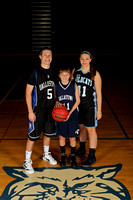 Dallastown Basketball Family Team Photos 2011/2012 12.03.2011