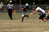 York Vo-Tech vs Littlestown Varsity Football Game 09.20.2014