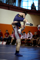 Bermudian Springs vs Littlestown Wrestling 01.14.2012