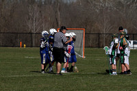 U13 Game-2 Wildcats vs York Catholic Youth Lacrosse Game 04.06.2014