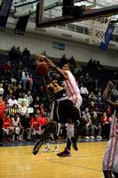 New Hope vs Sankofa Boys A State Basketball Playoffs 03.07.2014