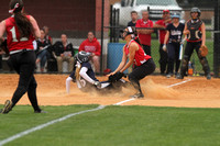 Dallastown vs Susquehannock YAIAA Softball Championship Game 05.14.2014
