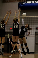 Dallastown vs South Western Volleyball 10.20.2011