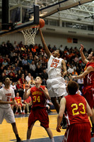 York High vs Haverford Boys AAAA State Basketball Playoffs 03.08.2014