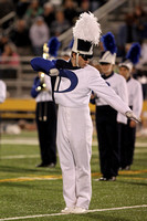 Dallastown Marching Band Dallastown vs Red Lion Football Game 11.01.2013