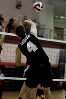 PIAA District III AA Volleyball Dover vs M. Central 05.25.2012