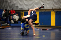 Dallastown vs Kennard-Dale Jr High Wrestling 12.13.2011