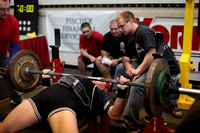 Bench Press Flight 2 Day 1 IPA National Championships 11.15.2014