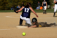 Dallastown vs Red Lion Girls Softball Varsity Game 04.13.2012